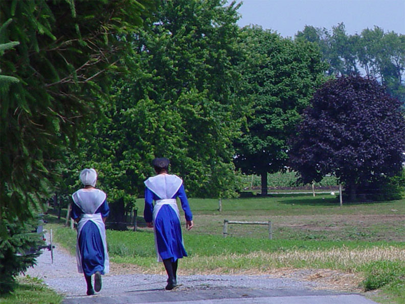 Amish rencontres traditions